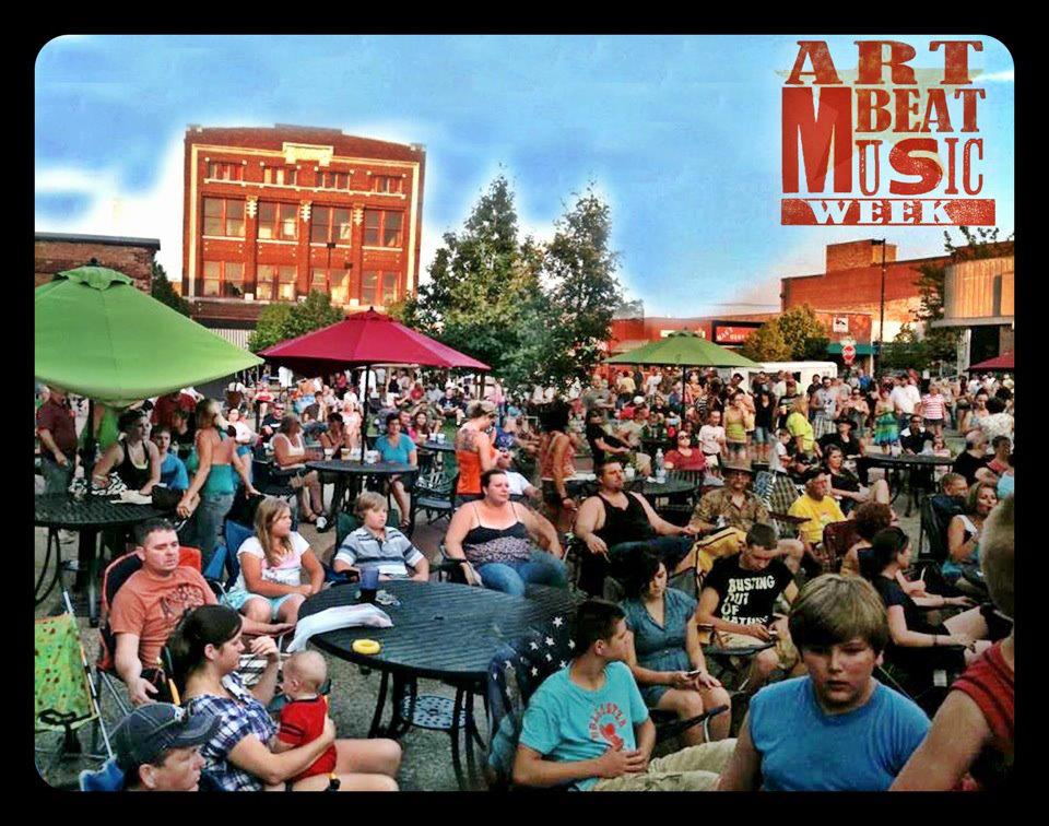 Art Beat Music Week–Danville, IL